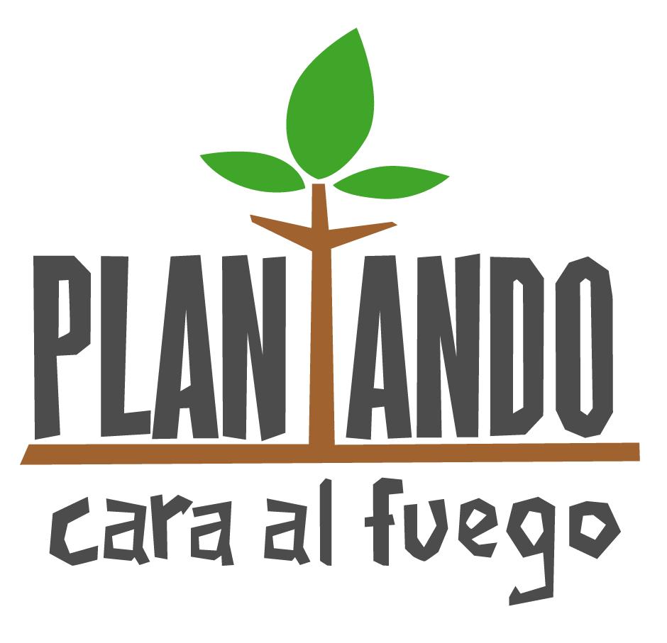 Imagen del Logotipo del proyecto Plantando cara al fuego