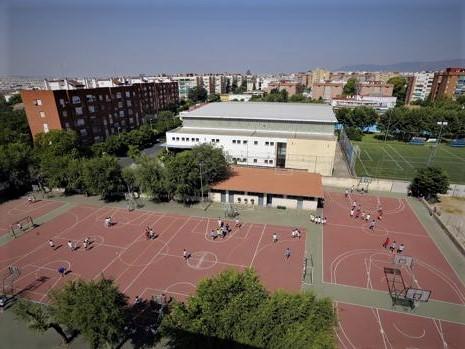 Imagen del Colegio Cervantes